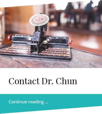 Contact Dr. Chun